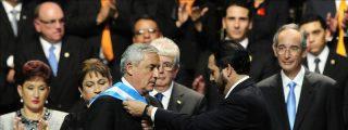 Otto Pérez Molina promete cambiar a Guatemala y llama a la reconciliación nacional