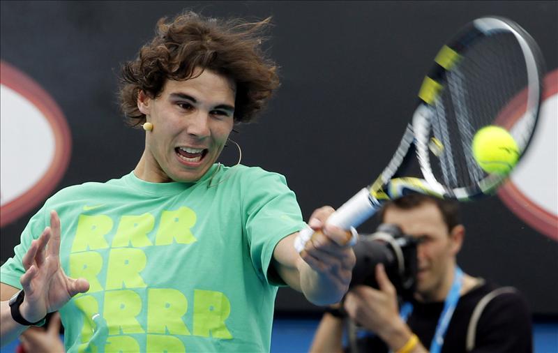 Nadal y Federer debutarán en la primera jornada