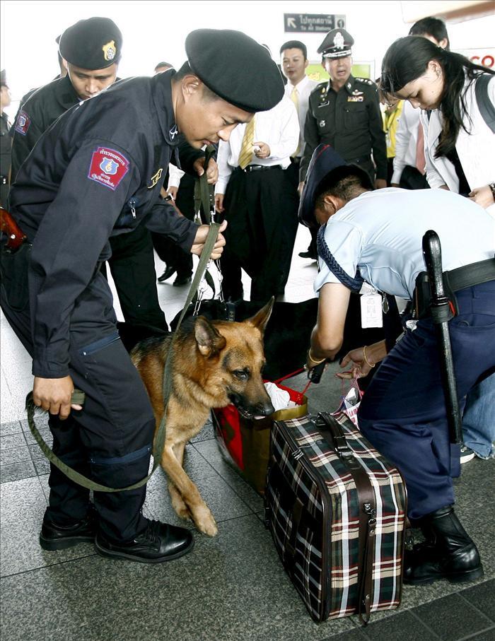 Las embajadas de once países alertan sobre un posible atentado en Tailandia