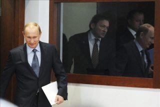 Putin se atribuye las ansias democratizadoras del pueblo ruso