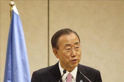Ban Ki-moon pide ayuda pública y privada para extender la energía renovable