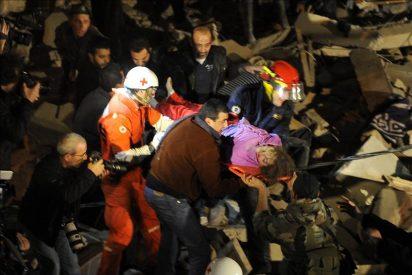 Aumenta a 11 el número de muertos por el derrumbe de un edificio en Beirut