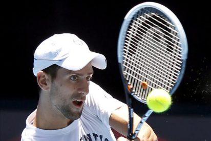 """Djokovic lidera un """"top-ten"""" que llega sin cambios al Abierto de Australia"""