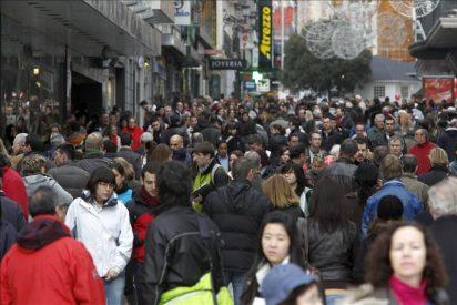 El saldo migratorio español en negativo por primera vez