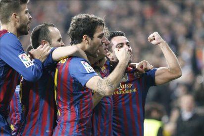 El Barça saca ventaja en la ida tras remontar otra vez al Real Madrid