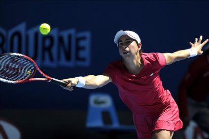 Carla Suárez tuvo contra las cuerdas a Kvitova