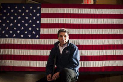 Perry abandona la carrera por la candidatura republicana a la Casa Blanca, según CNN