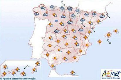 La Aemet prevé intervalos de viento fuerte en el valle del Ebro