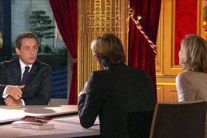 Sarkozy anuncia una subida de impuestos y dice que Europa se estabiliza