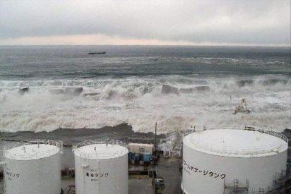 Las bajas temperaturas causan 14 fugas de agua descontaminada en Fukushima