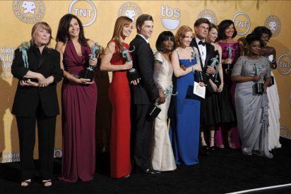 """""""The Help"""" triunfa en los SAG que dejan sin premio a los actores latinos"""