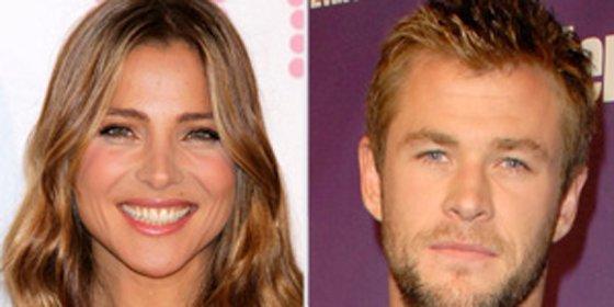 Elsa Pataky y Chris Hemsworth esperan su primer hijo