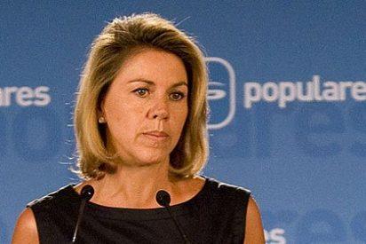 Cospedal lamenta que el Gobierno anterior no abriera la línea ICO