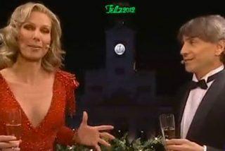 Anne Igartiburu y José Mota cobraron 30.000 euros por las 'campanadas' de TVE