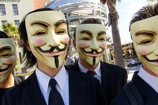 Anonymous publica con 'castigo a los ricos' toda la discografía de Sony