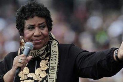 Aretha Franklin cancela su boda anunciada hace tres semanas