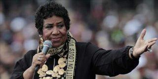 Campanas de boda para la cantante Aretha Franklin