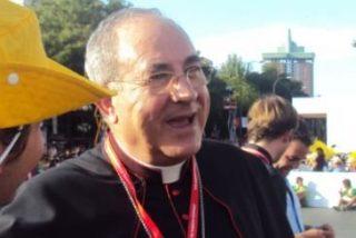 """Asenjo: """"Los homosexuales son hijos de Dios, hermanos míos, y la Iglesia los acoge y los quiere acompañar"""""""