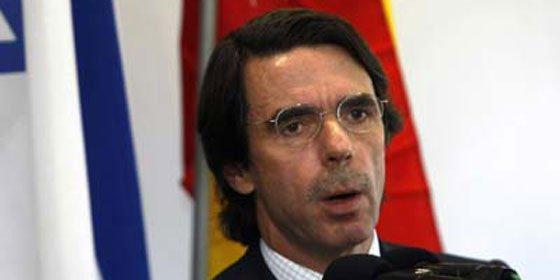 """Ex presidente Aznar: """"Si Israel cayese, caeríamos todos"""""""