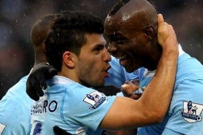 El Manchester City se afianza en el liderato de la Premier League