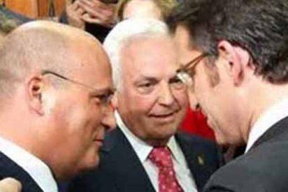 Baltar deja la diputación de Ourense tras permanecer 22 años al frente