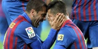 El Fútbol Club Barcelona sufre para superar a un valiente Betis (4-2)