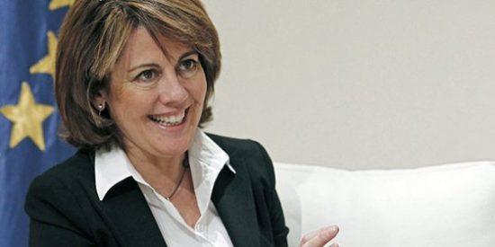 Barcina asegura que Navarra cumplirá con el déficit y no será sancionada