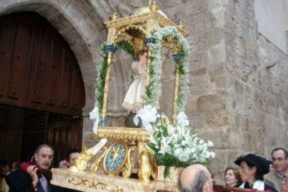 Palencia acuna al Niño en la fiesta del Bautizo de Jesús