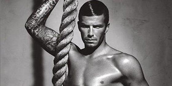 Los boxer de David Beckham se pondrán a la venta en H&M