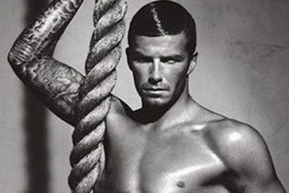David Beckham elegido el hombre más sexy del planeta