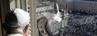 """Benedicto XVI reclama """"el don de la paz para Tierra Santa"""""""