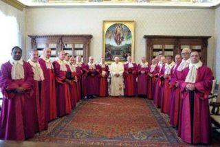 El Papa a la Rota: