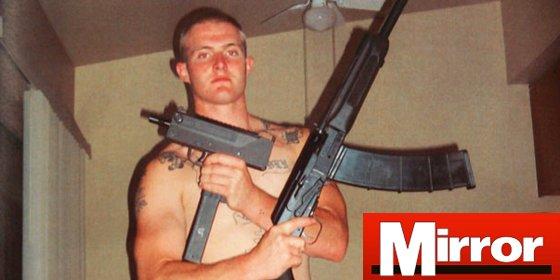 Un ex soldado protagoniza un asesinato de película en EEUU