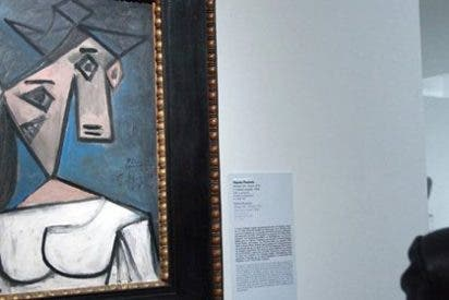 Roban una obra de Picasso de la Galería Nacional de Atenas