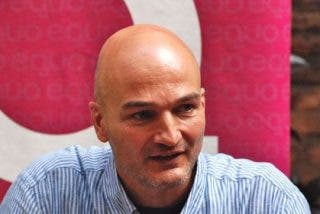 Un profesor de arquitectura, candidato de Equo a la presidencia de la Junta de Andalucía