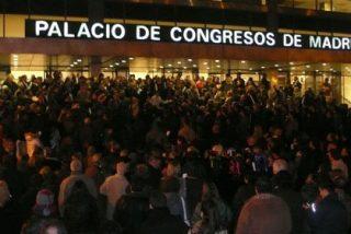 Cádiz arrasa con su Carnaval en Madrid