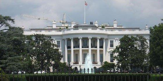 Cierran la Casa Blanca por el lanzamiento de una bomba de humo