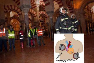 "Córdoba, catedral ""cardioprotegida"""