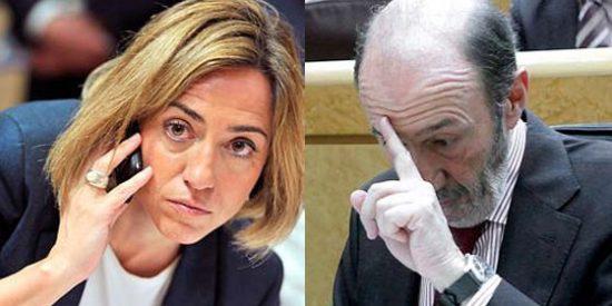 Puñaladas traperas, faroles y mucha incertidumbre en el PSOE