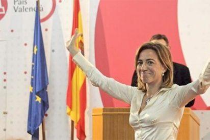 Chacón se acuerda de Andalucía para presentar su candidatura a liderar el PSOE