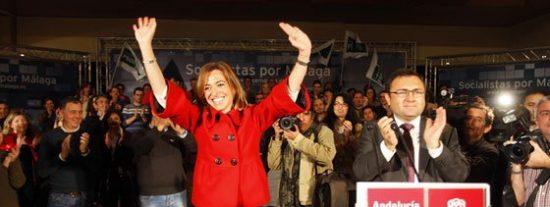 Cuestión de mecánica: Chacón quiere revisar el coche del PSOE