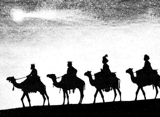 Cuatro magos, dos mujeres y dos hombres, que enseñaron mucho a Jesús