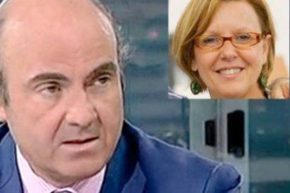 Tras el fichaje de la 'zejatera' Carmen Vela, ahora Luis de Guindos apuesta por una periodista de 'El País' para su equipo de Comunicación