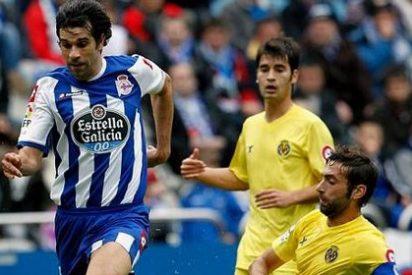 El Deportivo de la Coruña 'campeón de invierno' de la Liga Adelante