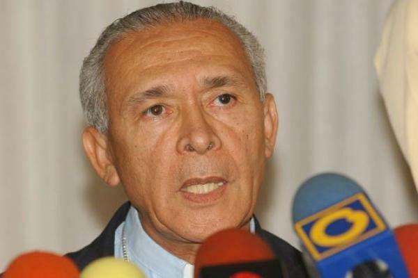 Diego Padrón Sánchez, arzobispo de Cumaná, es el nuevo Presidente