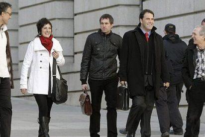 Amaiur ingresó casi 150.000 euros en subvenciones por 19 días en el Congreso en 2011