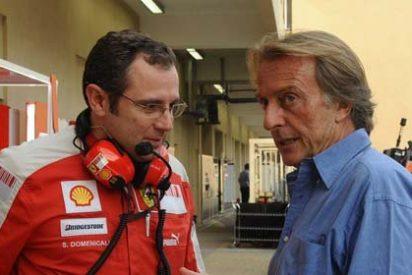 """Domenicali (Ferrari): """"A Alonso no se le puede pedir más de lo que hace"""""""