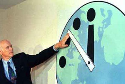 Los científicos adelantan un minuto las manecillas del reloj del Juicio Final