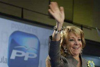 Aguirre dice que aún no hay «nada decidido» sobre la rebaja del IRPF en Madrid