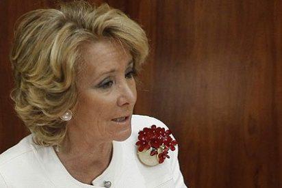 """Esperanza Aguirre: """"El sucesor de Rajoy está haciendo el bachillerato"""""""